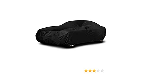 Xtrashield Custom Fit 2006-2020 Ford Fusion Car Cover Black Covers