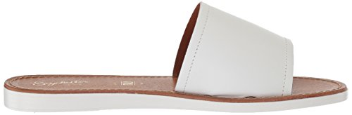 Sandalo Da Scivolo Per Donna Delle Seychelles Bianco