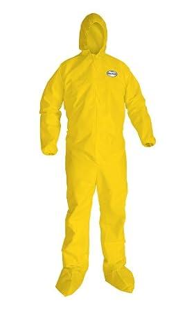 Kimberly-Clark Kleenguard A70 amarillo XXL químicos Spray ...