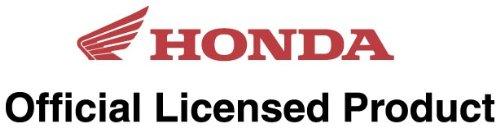 Honda Hoody Sweatshirt (Honda Mens Wing Hoody Zip Sweatshirt/Sweater, Black, Large)