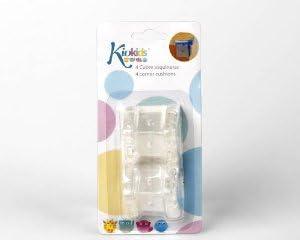 Kiokids 12144 - Pack seguridad bebés 2 protectores contra esquinas: Amazon.es: Bebé