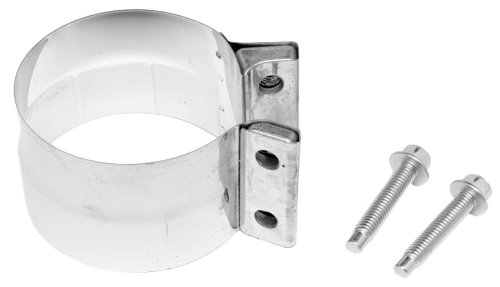 Dynomax 33228 Stainless Steel Hardware Clamp Band Walker Exhaust