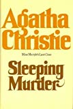 Sleeping Murder, Agatha Christie, 0396073735