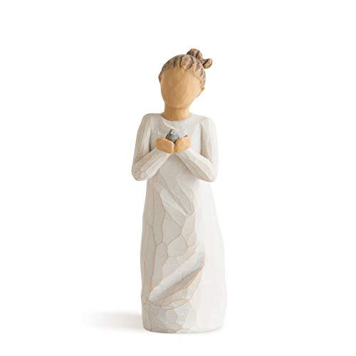 Willow Tree Nurture, sculpted hand-painted figure