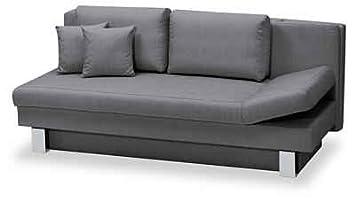 De Transformers en posición de sofá o la cama Daan gris ...