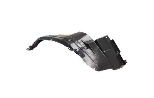 Chevrolet Tracker Splash Shield (Chevy Tracker Replacement Front Passenger Side Plastic Fender Liner Splash Shield)