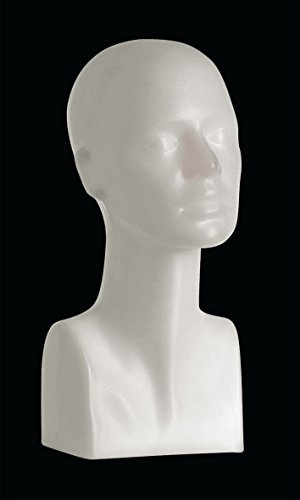 female mannequin head - 5