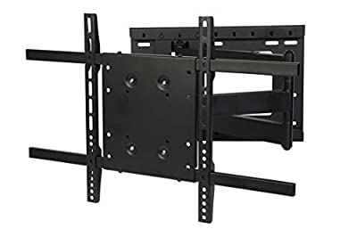 "THE MOUNT STORE TV Wall Mount for LG 55"" Class 4K HDR Smart LED Super UHD TV w/AI ThinQ Model 55SK8000AUB VESA 300x300mm Maximum Extension 31.5 inches"