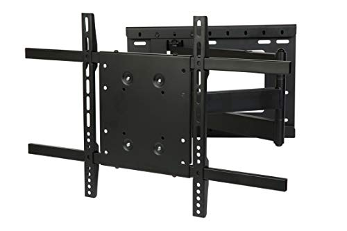 "Price comparison product image THE MOUNT STORE TV Wall Mount for VIZIO P-Series Quantum 65"" Class 4K HDR Smart TV Model PQ65-F1 VESA 400x400mm Maximum Extension 31.5 inches"