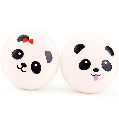 Mikilo Squishies Pack of 2 - Cute Squishy