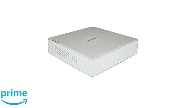 Hikvision DS-7104NI-SN - Grabador NVR para cámaras IP (con Capacidad máxima para 4 Canales): Amazon.es: Electrónica