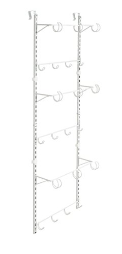 ClosetMaid 97537 Adjustable Wall & Door Hanging Organizer (Wall Hanging Door)