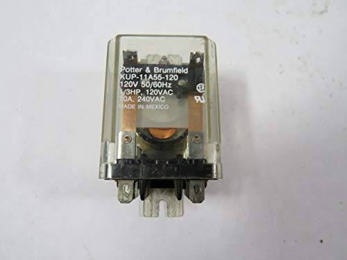 BRACKET DPDT TE CONNECTIVITY // POTTER /& BRUMFIELD KUP-11A55-24 POWER RELAY 10A 24VAC