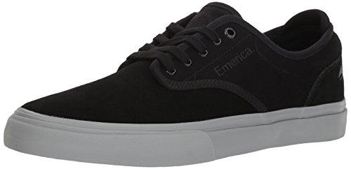Emerica Wino Mens Shoe G6 Skate Nero / Grigio