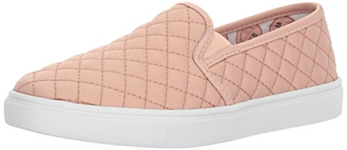 Steve Madden Girls' JECNTRCQ Flat, Blush, 5 M US Big Kid -