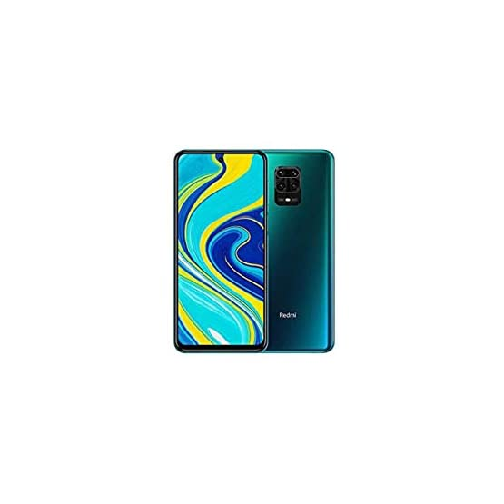 "Xiaomi Redmi Note 9S (128GB, 6GB) 6.67"", 4K Camera, 18W Fast Charge, 5020mAh Battery, Dual SIM GSM Unlocked 4G LTE (T-Mobile, AT&T, Metro, Cricket) International Model (Grey, 128GB SD + Case Bundle) 31HzZb5LwyL. SS555"