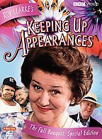 Keeping up Appearances Complete Series the Full Bouquet Dvd (Keeping Up Appearances Season 2)