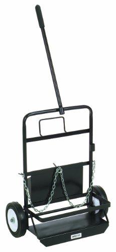 Goss C-1300 Steel Cart, 40 Cubic Feet Oxygen 40 (Steel Oxygen Cylinders)