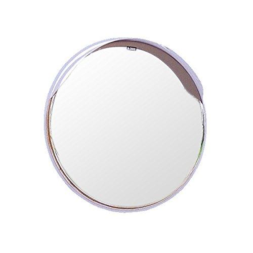 ホップ アクリル製 道路反射鏡 丸型60cm φ600 HPLA-丸600S白 日本製 道路反射鏡協会認定商品   B01IVDRKUK