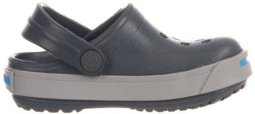 charcoal Unisex Crocs Sabot Zoccoli Multicolore E Ii Grey Crocband light nc66qS0