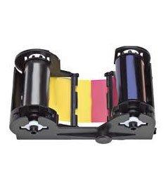 Nisca Full Color YMCKO Ribbon, 250 prints for PR5310, PR5100, PR5200, PR5300 Printers