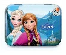 COTTON BUDS Disney Frozen Elsa & Anna CHARACTERS PREMIUM QUALITY 30 Cotton Swabs Collector Series Tins- Reusable