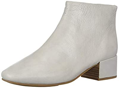 Gentle Souls Women's Ella Low Heel Bootie Ankle Boot