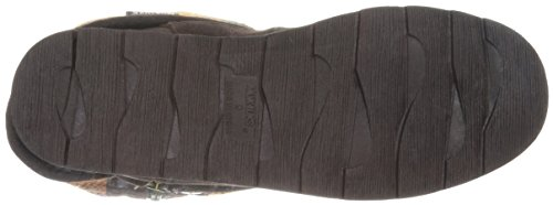 Muk Luks Womens Demi Winter Boot Marrone Scuro