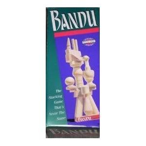 Toy / Game Bandu the Classic Stacking Game That's Never the Same with the variable pieces - Fun for all ages by 4KIDS