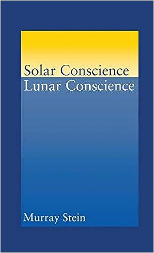 amazoncom solar conscience lunar conscience an essay on the