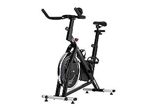 Bodytone - Bicicleta de Biking ds-10 Unisex, Color Negro