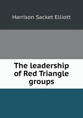 The leadership of Red Triangle groups pdf epub