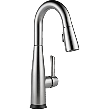 Delta Faucet 9913T-AR-DST Essa Single Handle Bar/Prep