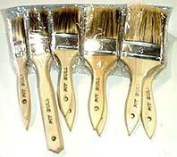10 Pcs Paint Brush Set - HD
