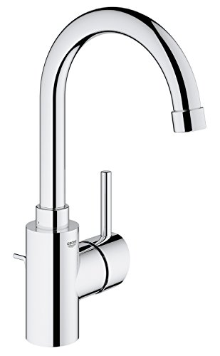 Concetto Centerset  Single-Handle Single-Hole Bathroom Faucet - Grohe Bathroom Sink