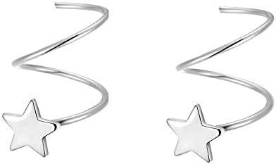 SLUYNZ Sterling Silver Earrings Fashion