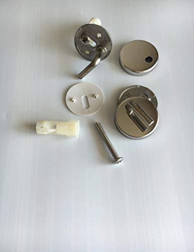 Ochoos Toilet seat Toilet Cover Screw Connector Toilet seat Accessories - (Color: G) by Ochoos (Image #4)