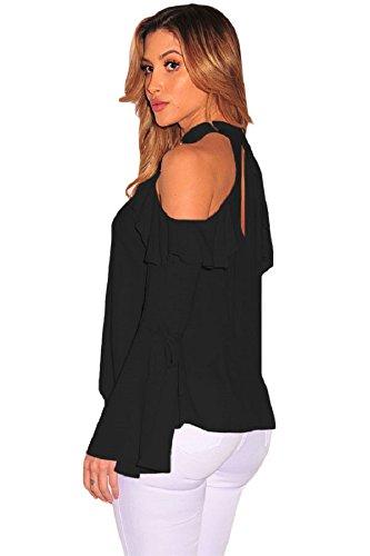 Helana's Secret - Camiseta de manga larga - para mujer