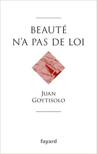 Livre gratuits Beauté n'a pas de loi pdf ebook