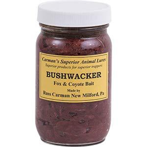 Bushwacker Fox & Coyote Bait by Russ Carmen 8 oz.