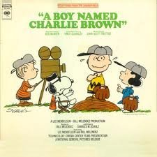 Selections From The Soundtrack A Boy Names Charlie Brown LP