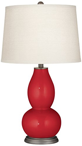 Sangria Metallic Double Gourd Table Lamp Review