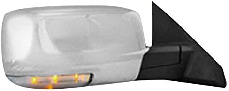 OE Quality Replacement Value Driver Side Power View Mirror Heated