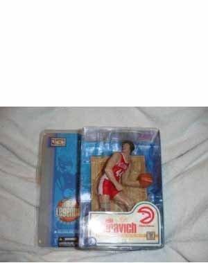 Variant Mcfarlane Nba 1 Figure (McFarlane Toys NBA Sports Picks Legends Series 1 Action Figure Pete Maravich (Atlanta Hawks) Variant)