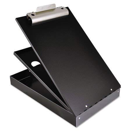 Saunders Cruiser Mate Aluminum Storage Clipboard, 1 1/2