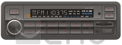 Kienzle Mcr 1016bt Media Tuner Usb Sd Aux Bluetooth Elektronik