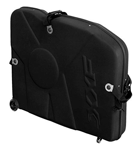 "Hepburn's EVA Bike Case for 26""/27.5""/29""Mountain Road Bicycle Travel Transport Case Black"