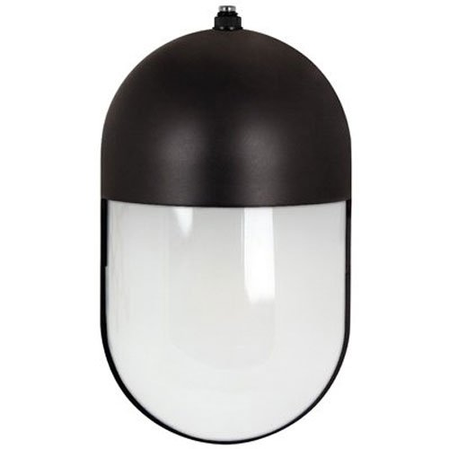 Dusk To Dawn Flush Mount Outdoor Light in US - 8