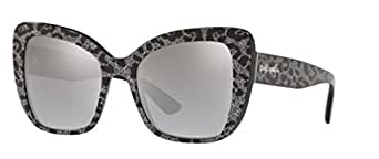 Amazon.com: Sunglasses Dolce & Gabbana DG 4348 F 31986V