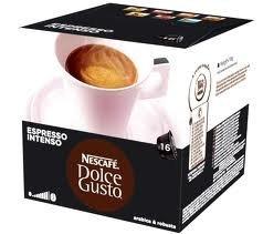 Nescafe Dolce Gusto Espresso Intenso 16 Capsules Pack Of 3